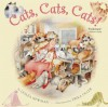 Cats, Cats, Cats! - Lesléa Newman, Erika Oller