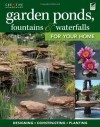Garden Ponds, Fountains & Waterfalls for Your Home - Kathleen Fisher