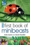 Rspb First Book of Minibeasts - Anita Ganeri
