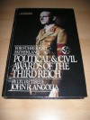 For Fuhrer and Fatherland: Political and Civil Awards of the Third Reich. Vol. 2 - John R. Angolia