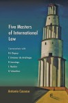 Five Masters of International Law: Conversations with R-J Dupuy, E Jiménez de Aréchaga, R Jennings, L Henkin and O Schachter: 1 - Antonio Cassese