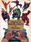 Origins of Marvel Comics - Stan Lee, Larry Lieber, Jack Kirby, Herb Trimpe, Steve Ditko, John Romita Sr., John Buscema, Marie Severin
