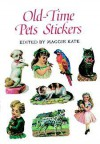 Old-Time Mini Pets Stickers - Maggie Kate