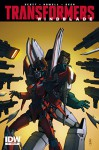 Transformers Windblade #7 Subscription Variant - Mairghread Scott