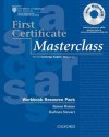 First Certificate Masterclass Workbook with Out Answer Key - Simon Haines, Barbara Stewart