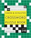 Simon and Schuster Crossword Puzzle Book - John M. Samson