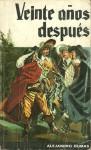 Veinte años después - Alexandre Dumas