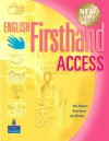 English Firsthand Access with CD Workbook - Michael Rost