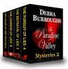 Paradise Valley Mysteries 2 Boxed Set: Books 4 to 6 plus a BONUS Short Story (Paradise Valley Mysteries Box Set) - Debra Burroughs