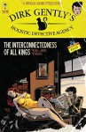 Dirk Gently: The Interconnectedness of All Kings - Chris Ryall, Tony Akins, Tony Akins, Ilias Kyriazis