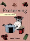 Preserving: Self-Sufficiency (The Self-Sufficiency Series) - Carol Wilson