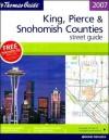 King/Pierce/Snohomish Counties, Washington Atlas - Thomas Brothers Maps