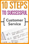 10 Steps to Successful Customer Service (ASTD 10 Steps Series) - Maxine Kamin