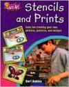 Stencils and Prints - Deri Robins