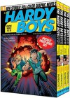 Hardy Boys Boxed Set: Vol. #13 - 16 - Scott Lobdell, Paulo Henrique