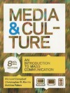 Media and Culture 8e & VideoCentral - Richard Campbell, Bettina Fabos, Christopher R. Martin
