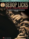 Bebop Licks for E-Flat Instruments: A Dictionary of Melodic Ideas for Improvisation - Les Wise