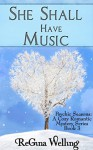 She Shall Have Music (Psychic Seasons - A Cozy Romantic Mystery Series Book 3) - Regina Welling