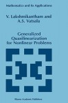 Generalized Quasilinearization for Nonlinear Problems - V. Lakshmikantham