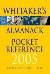 Whitaker's Pocket Almanack 2005 (Whitakers) - A & C Black, Inna Ward
