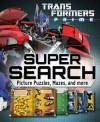 Transformers Super Search: Picture Puzzles, Mazes and More - Reader's Digest Association, Reader's Digest Association