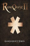Rune Quest Ii Games Master's Screen - Lawrence Whitaker