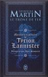 Maximes et Pensées de Tyrion Lannister - Martin George R.R.