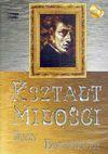 Kształt miłości. Książka audio CD MP3 - Jerzy Broszkiewicz - Jerzy Broszkiewicz