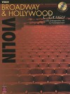 Broadway & Hollywood Classics: Violin [With CD (Audio)] - Hal Leonard Publishing Company