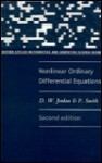 Nonlinear Ordinary Differential Equations - Dominic Jordan, P. Smith