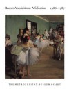 Recent Acquisitions: A Selection, 1986-1987 - Metropolitan Museum of Art