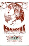Vampirella Lives #1 R.I.P. - Warren Ellis, Amanda Connor