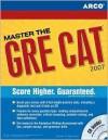 Master the GRE, 2007/e w/CD-ROM (Master the Gre) - Thomas H. Martinson