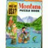 Montana Puzzle Book (Highlights Which Way USA?, Montana) - Highlights, Andrew Gutelle, Rocky Fuller