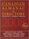 Canadian Almanac & Directory: Repertoire Et Almanach Canadien - Laura Mars-Proietti