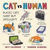 CAT vs HUMAN 2017 Wall Calendar - Yasmine Surovec