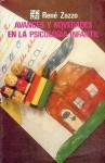 Avances y Novedades En La Psicologia Infantil - Carmen Boullosa, Rene