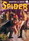 The Spider, Master of Men! #49: The City That Dared Not Eat - Grant Stockbridge, Wayne Rogers
