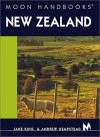 Moon Handbooks New Zealand - Jane King, Andrew Hempstead