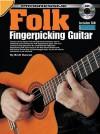 Folk Fingerpicking Guitar Method [With CD (Audio)] - Brett Duncan