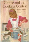 ginnie and the cooking contest - catherine woolley