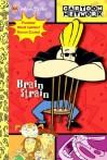 Brain Strain: Puzzle Book - Golden Books, Cartoon Network