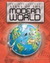 The Kingfisher Atlas of the Modern World (Kingfisher Atlas) - Simon Adams