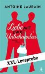 XXL-LESEPROBE: Laurain - Liebe mit zwei Unbekannten - Antoine Laurain, Claudia Kalscheuer