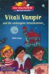 Der Bücherbär: Wir lesen zusammen: Vitali Vampir und die verborgene Schatzkammer: Mit Leserätseln und großem Suchbild. - Ulrike Kaup, Lilli DiFranco