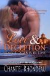 Love & Deception (Agents in Love - Book 1) - Chantel Rhondeau