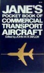 Jane's Pocket Book of Commercial Transport Aircraft - John W.R. Taylor