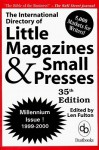 The International Directory of Little Magazines and Small Presses 1999-2000 - Len Fulton
