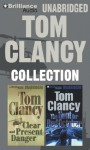 Tom Clancy Collection (Limited Edition): Clear And Present Danger, The Hunt For Red October - J. Charles, Tom Clancy