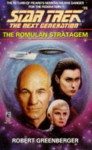 The Romulan Stratagem - Robert Greenberger